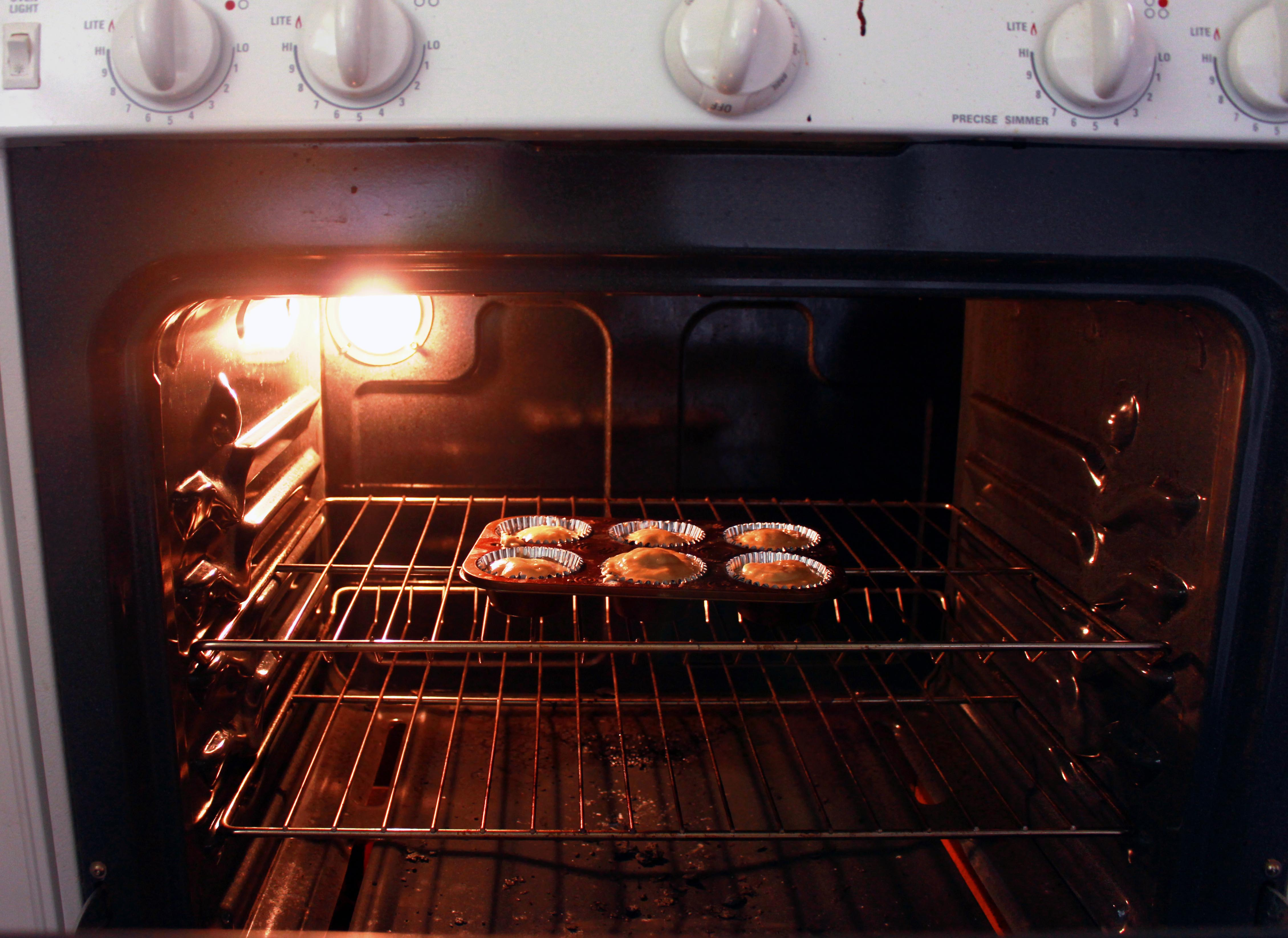 Kitchen Witch Spell Oven