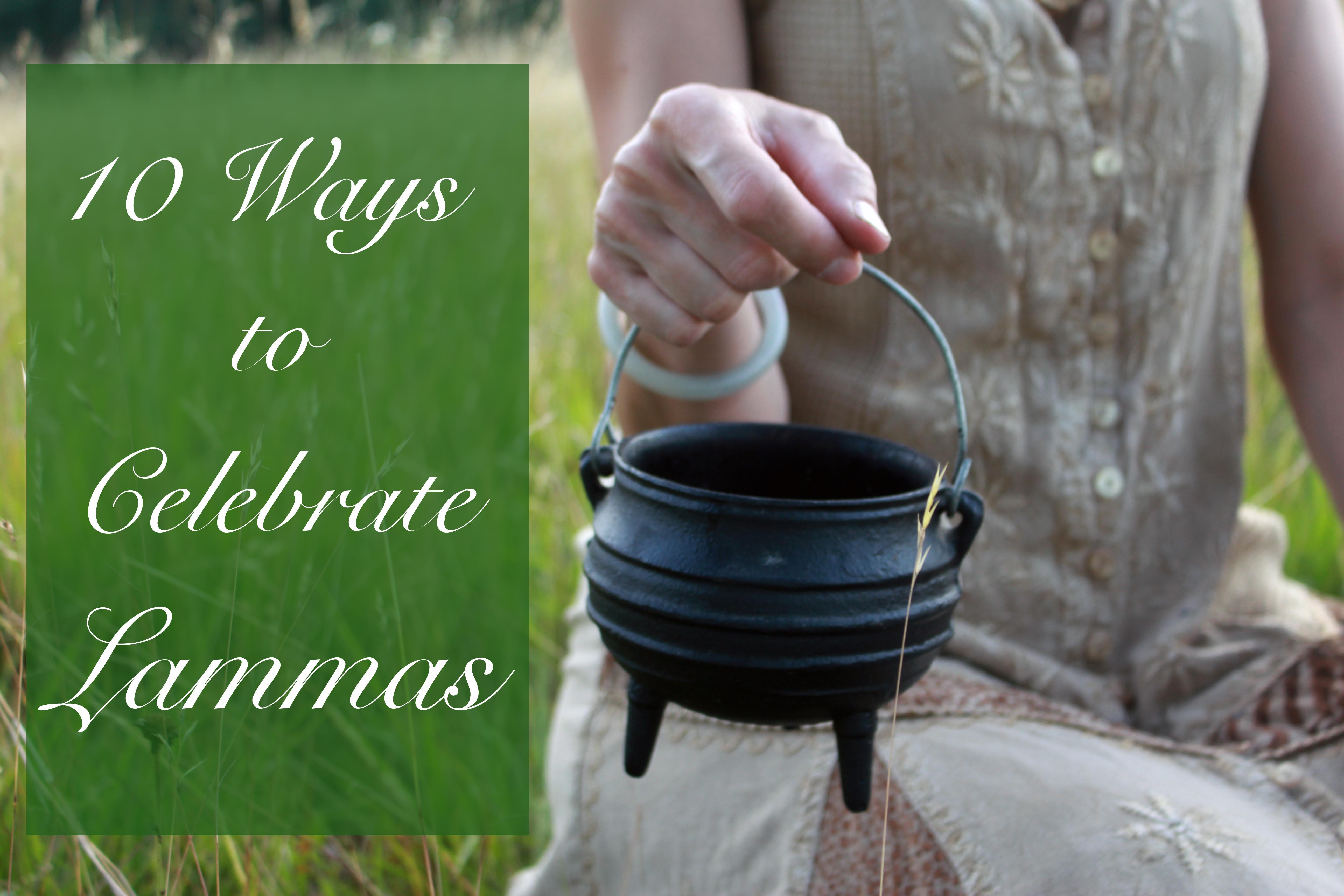 10 ways to celebrate lammas