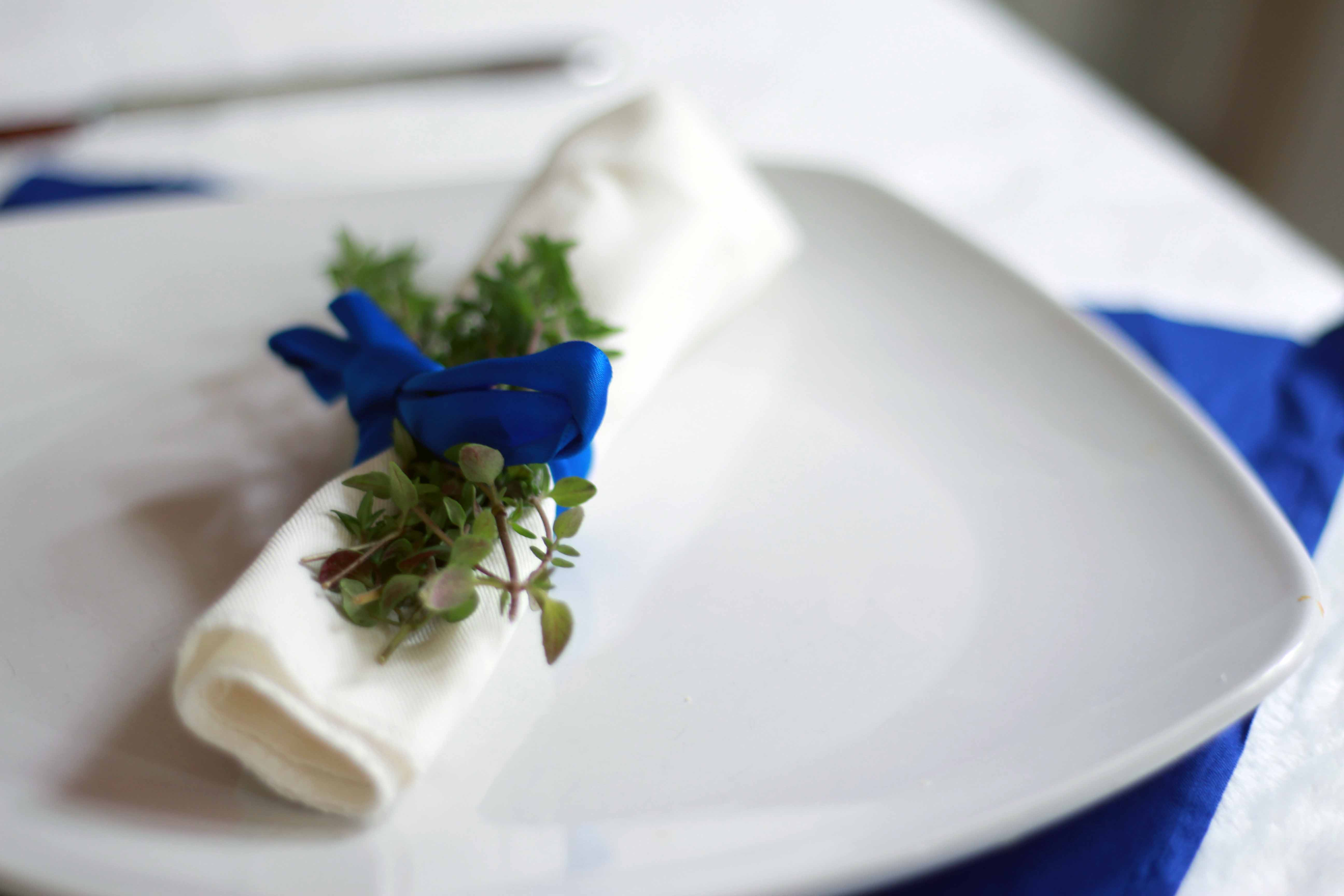 handfasting place setting