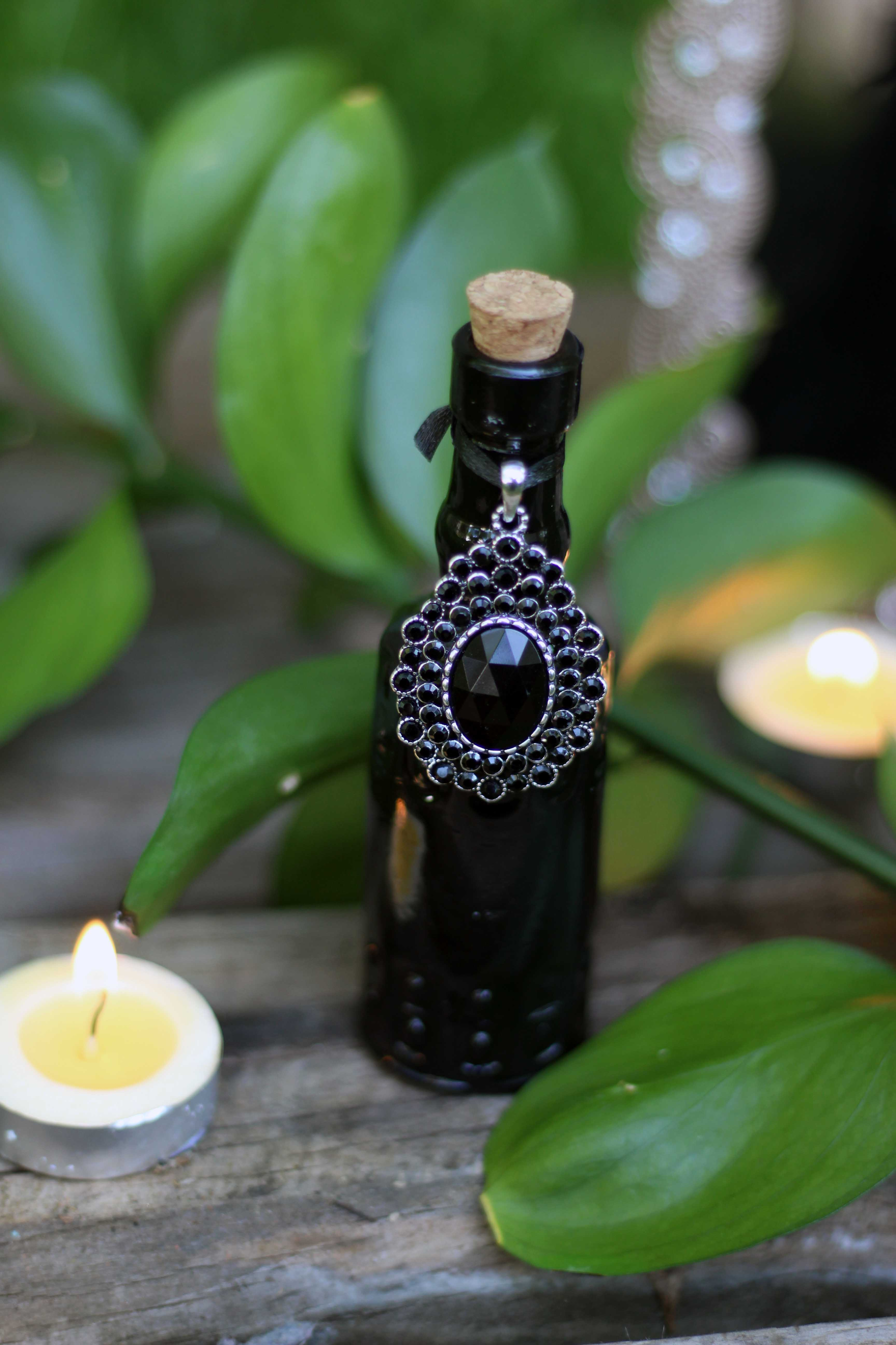 divination oil 1
