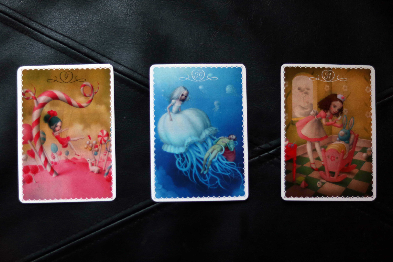 ceccoli oracle cards