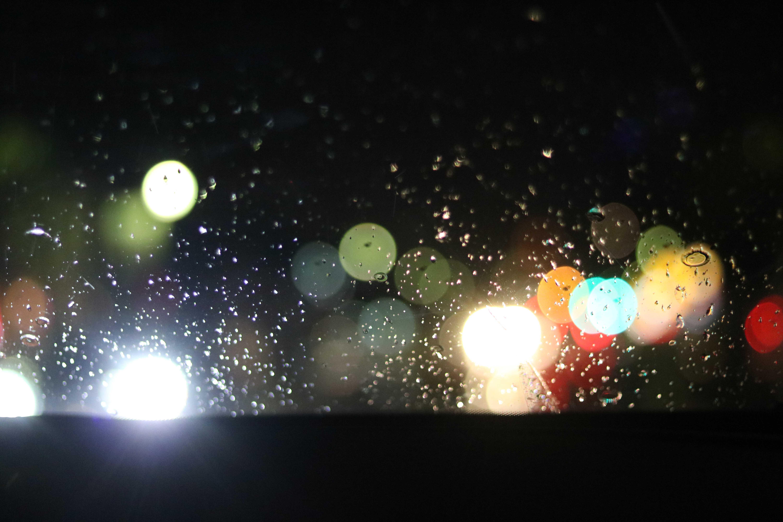salem, mass orbs bokeh lights