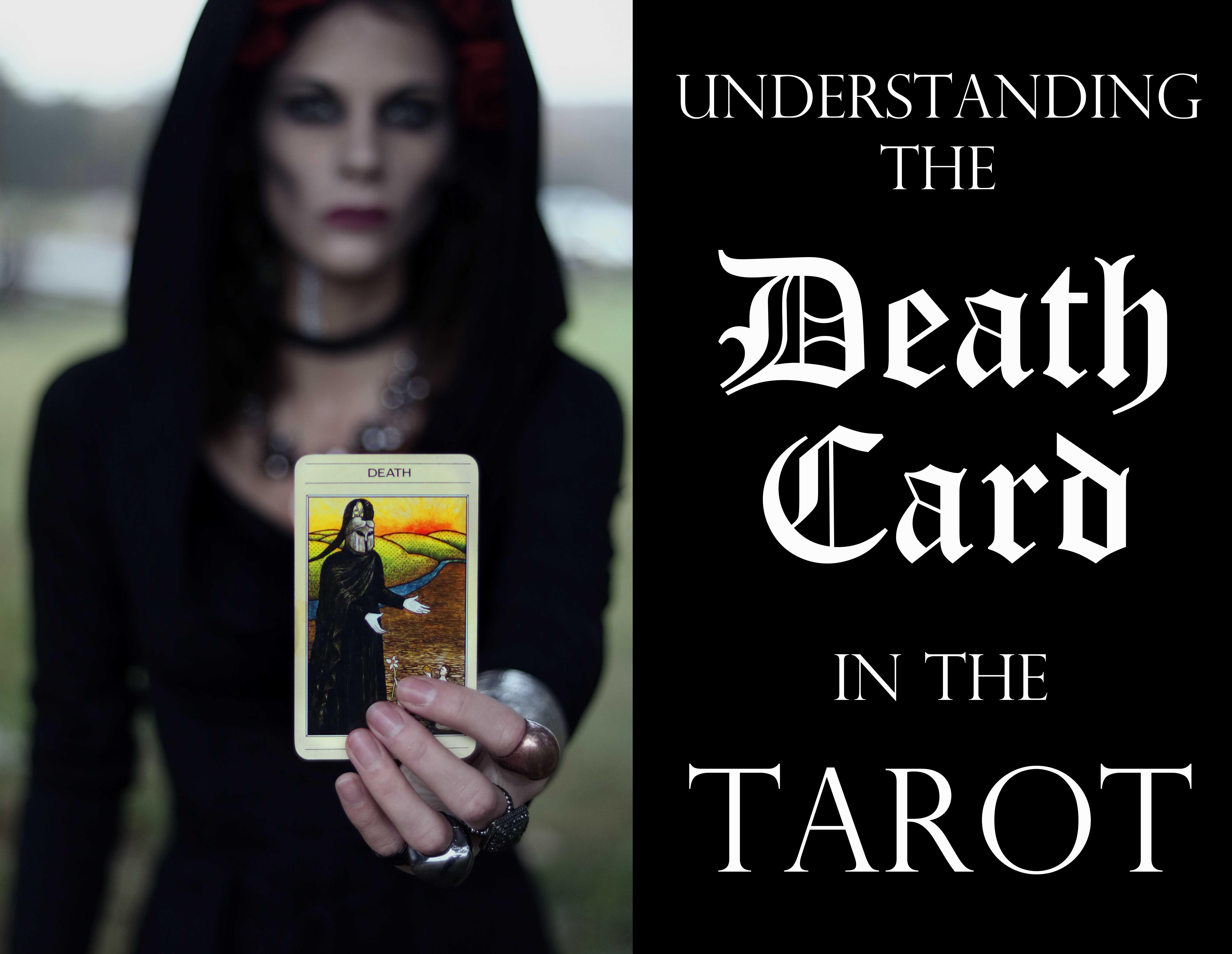 explain death card tarot