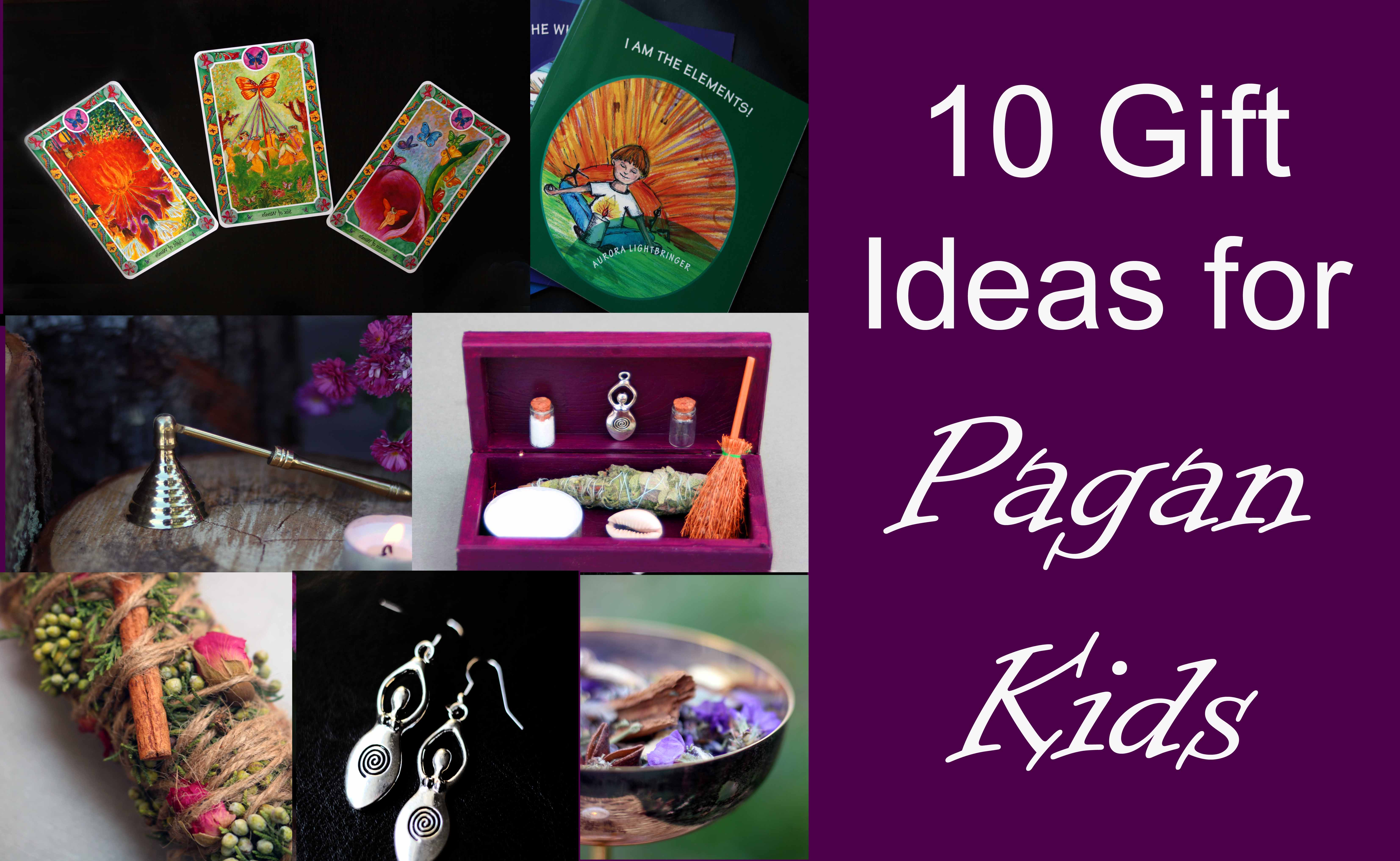 gift ideas for pagan kids