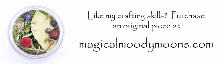 Magical Moody Moons Handmade Crafts