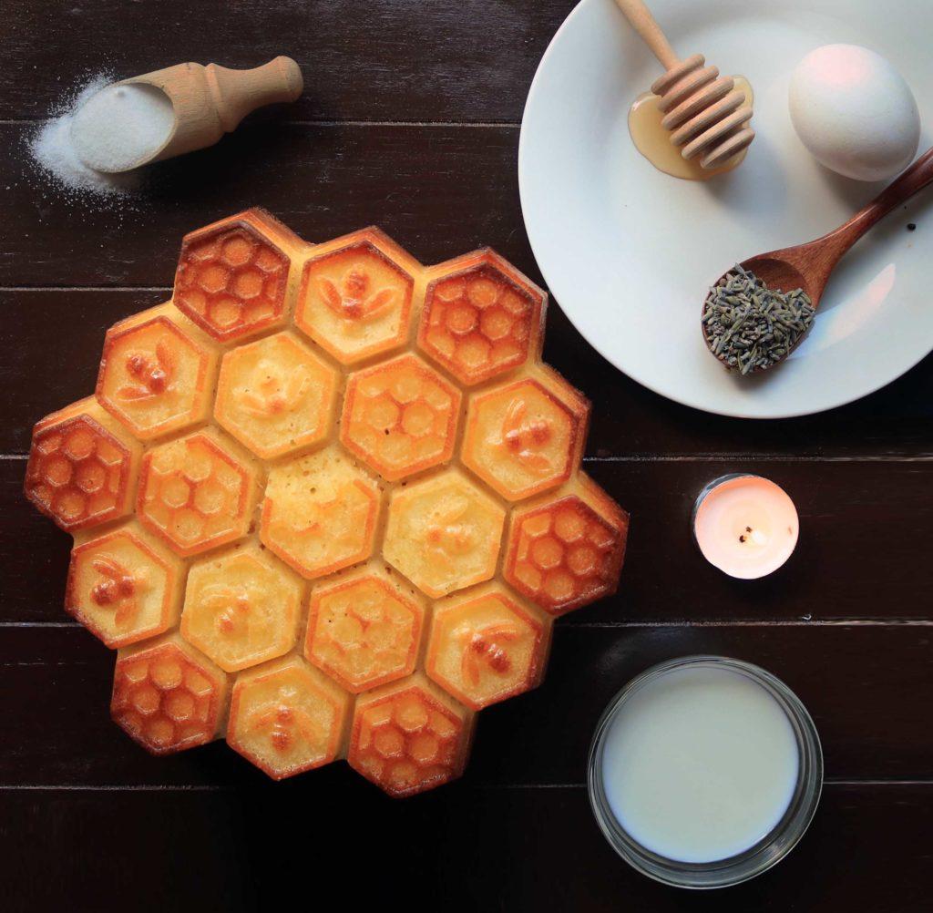Summer Solstice Honey Cake Recipe