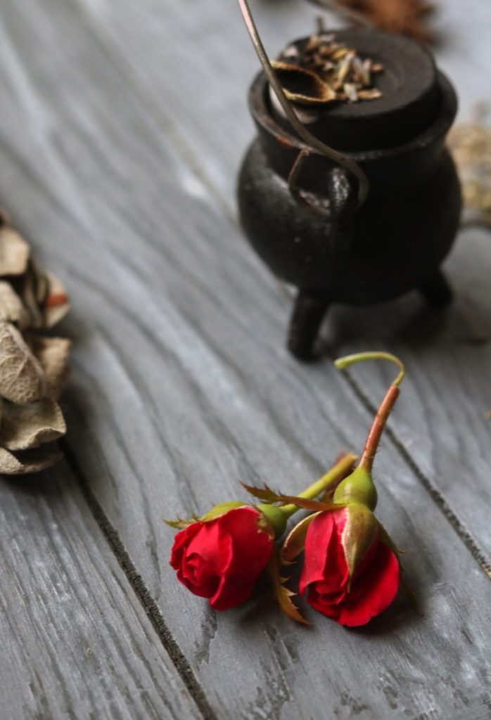 Full Moon Loose Incense Witchy Pagan Recipe