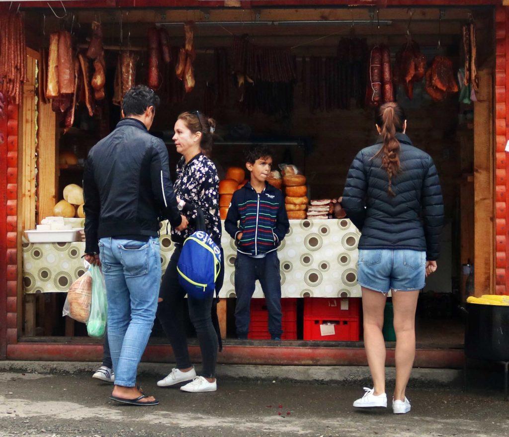 Transfăgărășan vendor in Romania.