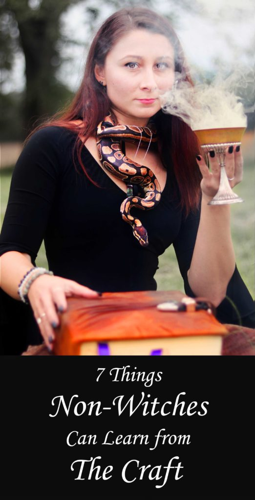 7 things non witches can learn from the Craft.
