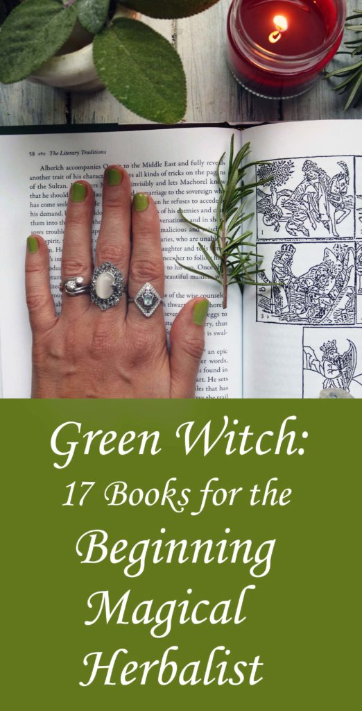 If you love magic, nature walks and cooking from scratch, you're a natural green witch in the making! Check out these clever witchy reads and get started on the path to a more magical life!