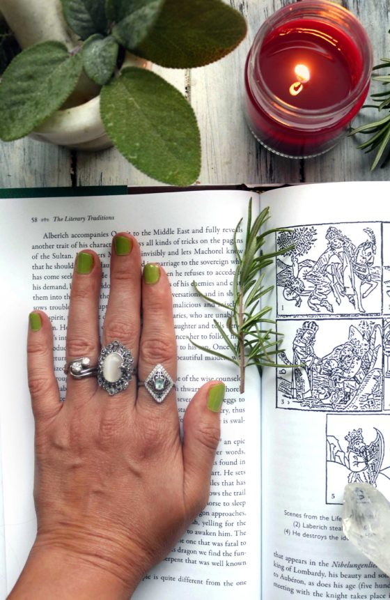 Are you an aspiring green witch or hedge witch? Get started on your path to natural magic with these witchy reads.