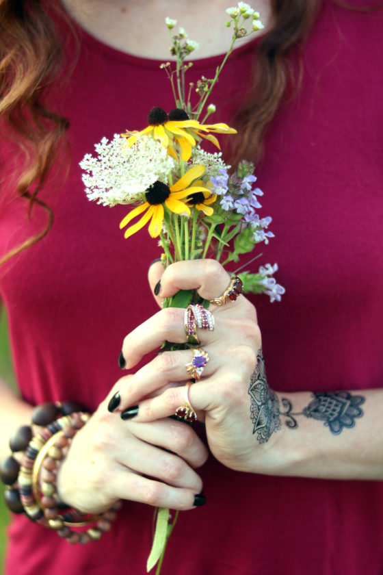 Love these witchy ideas to get ready for spring!