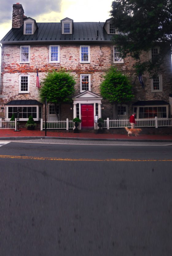 A trip through the Virginia countryside leads me to the notoriously haunted Red Fox Inn. Here;s what I learned.