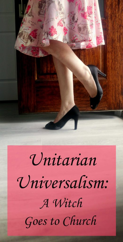 An article on one witch's experience with Unitarian Universalism.