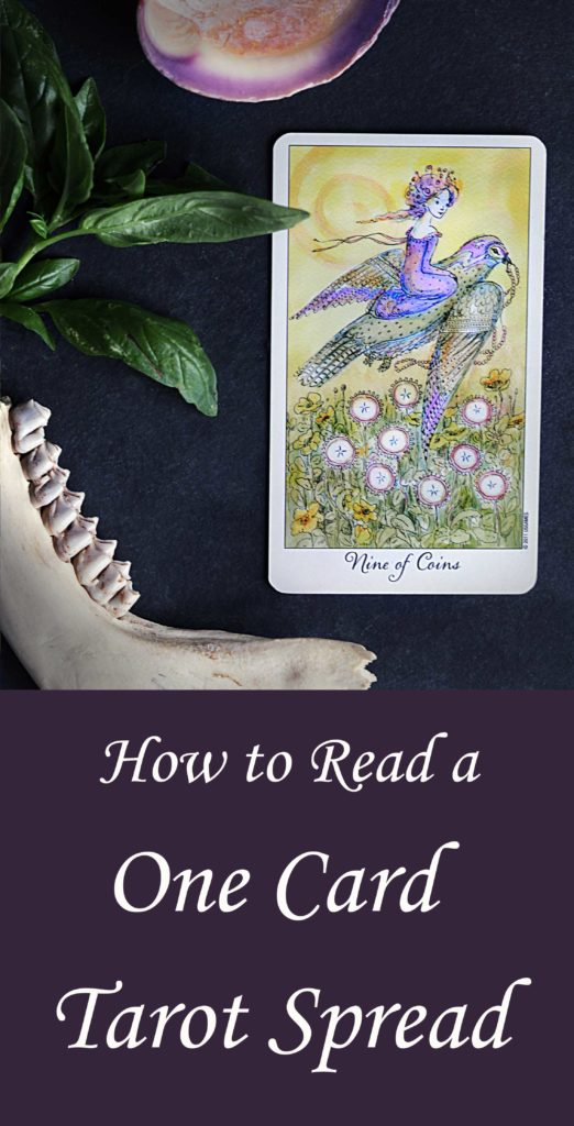 9 Ways to Read a One Card Tarot Spread