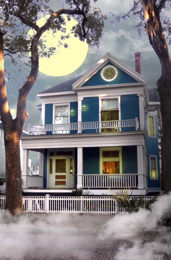 Are you haunted? Consider these 13 signs and things to do if you suspect your home is the source of paranormal activity.