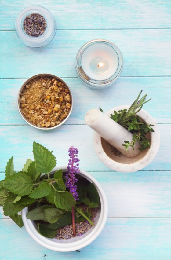 9 Stress Relief Herbs for to Relax and Fight Anxiety.