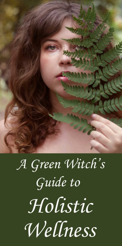 A green witch discusses holistic wellness, eating wild and cultivating a more well-rounded life.