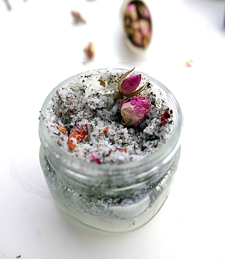 Love these ritual salts! So easy to make for Ostara or the Spring Equinox.
