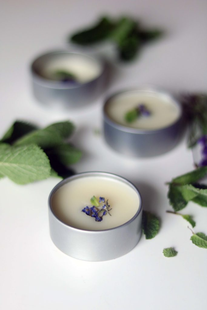 Easy DIY dream salve for powerful dreams and night visions.