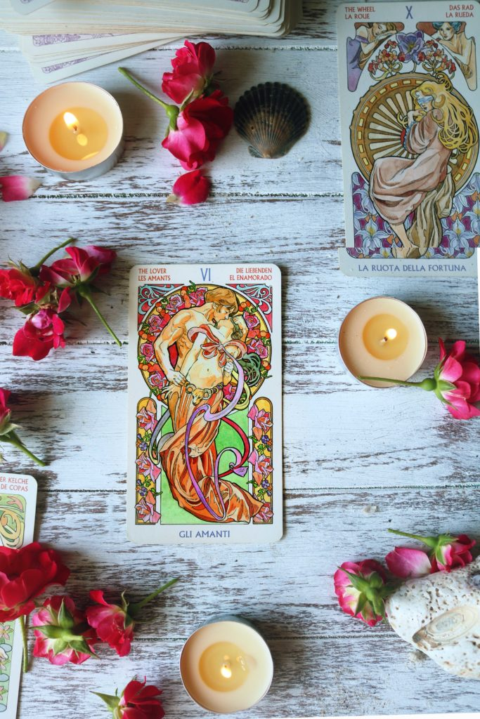 Tarot Spells: An Easy Ritual for Love and Attraction.