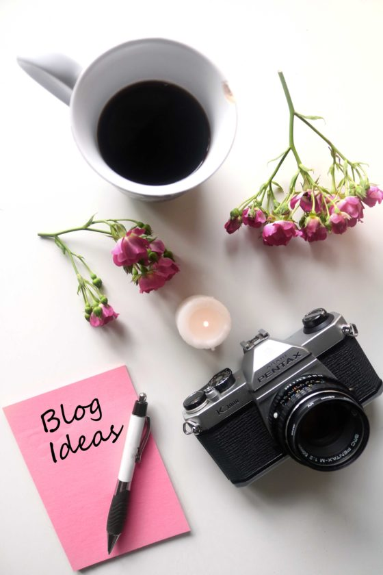Things to consider before becoming a professional blogger.