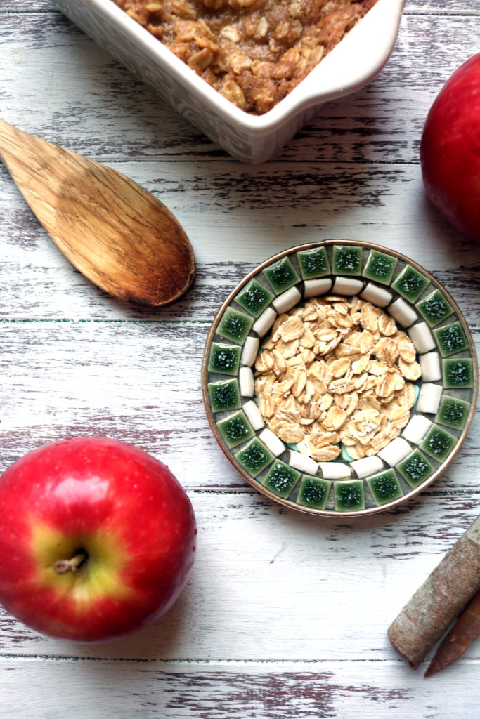 Oats are a classic autumn baking ingredient. Use them to draw abundance to your table.