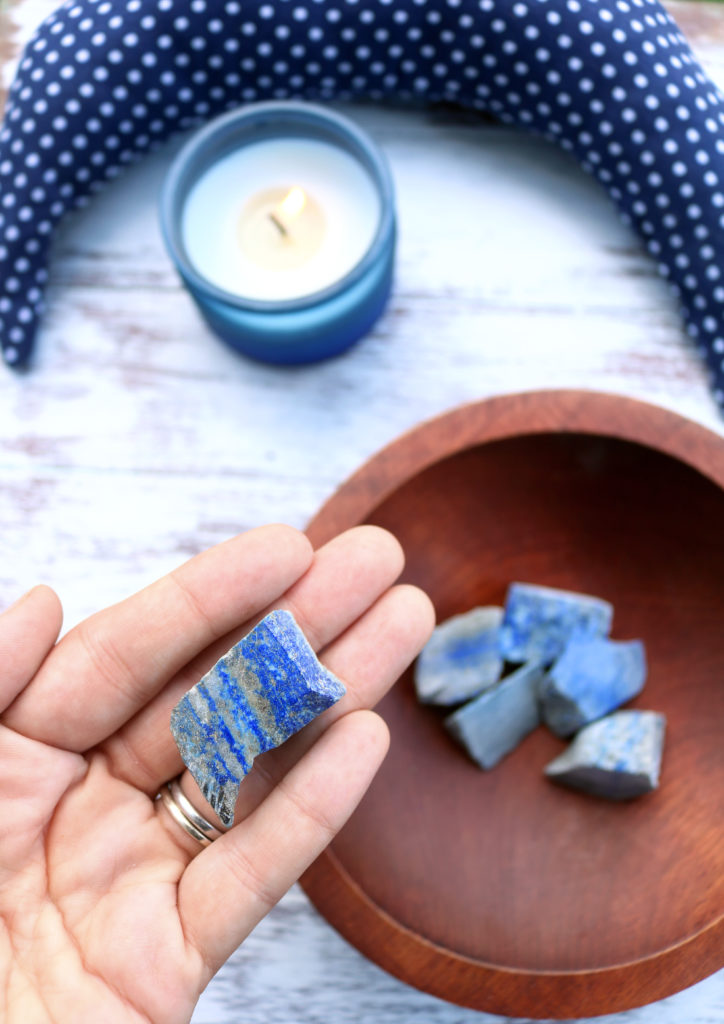 If you've never worked with this beautiful blue stone, it's time to bring some into your life. Find out what it is and how to use it in witchcraft, magic and spells.