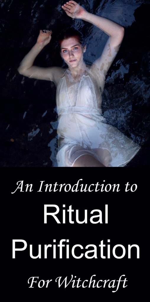 Into the River: An Introduction to Ritual Purification for Witchcraft