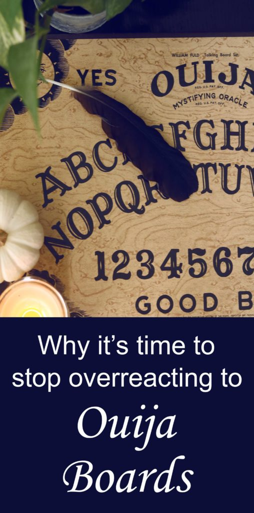 When modern witches and paranormal investigators shun the Ouija board, they're contradicting themselves and shutting out a valuable tool. Here's why.