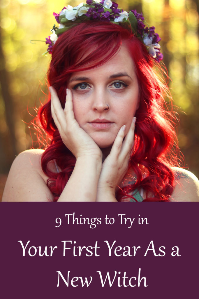 9 Things to Try in Your First Year as a New Witch