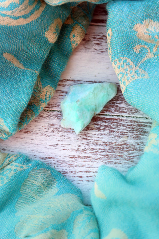 How to use Amazonite in witchcraft, magic and spells.
