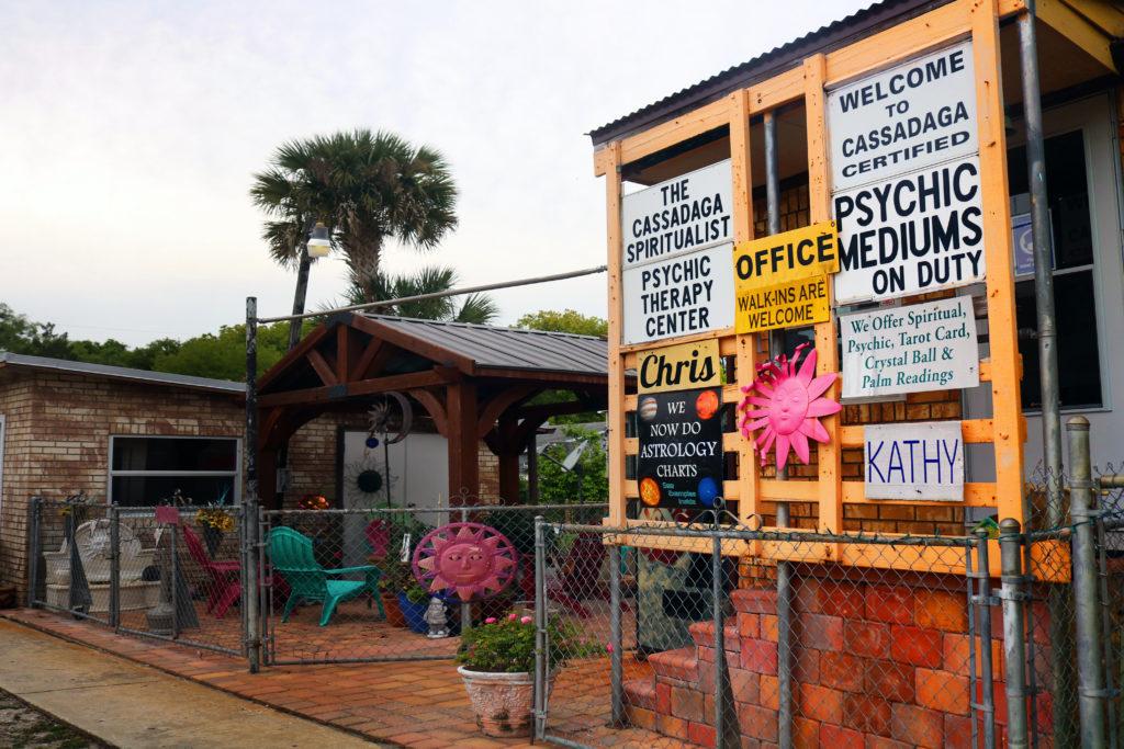 Psychics in Cassadega, Florida