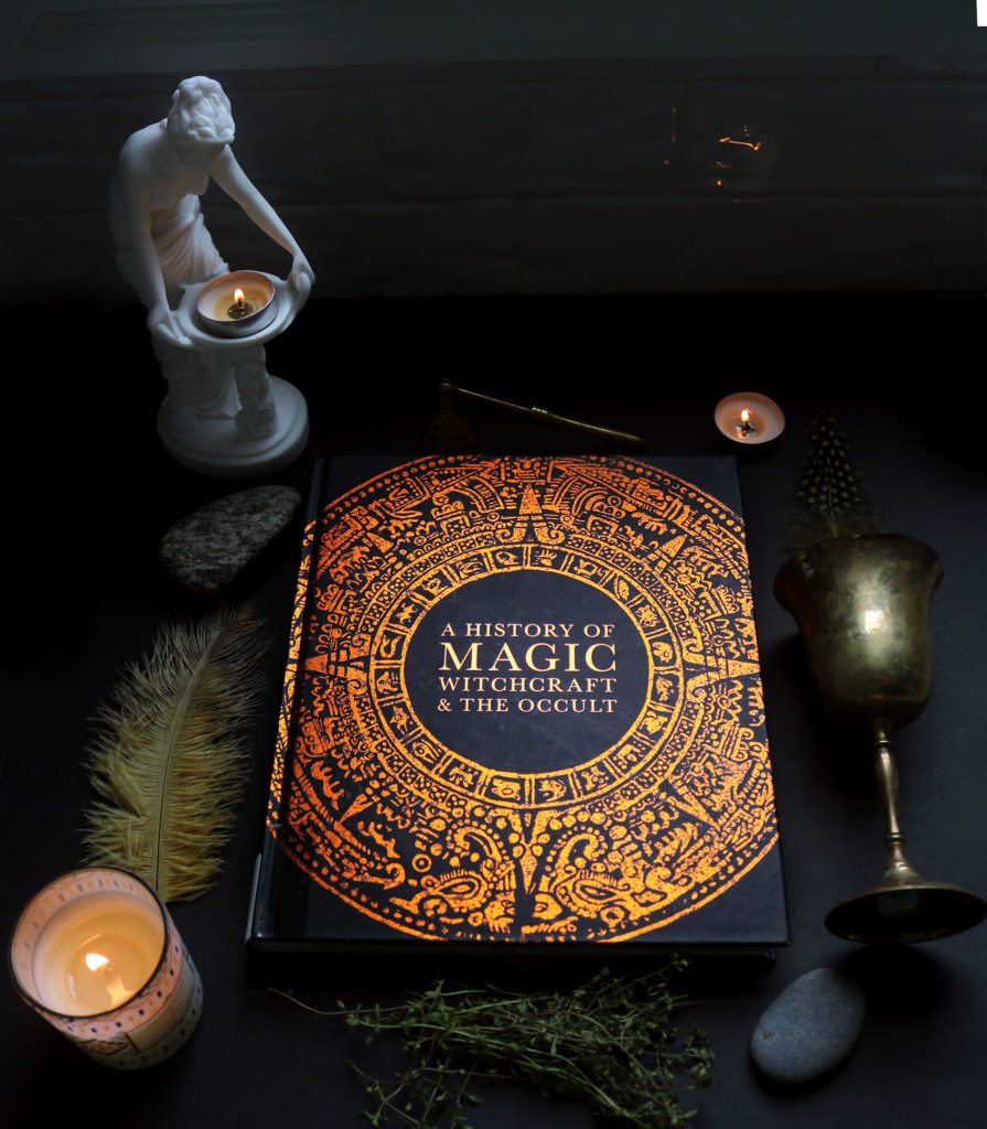 A History of Magic, Witchcraft and The Occult (DK Publishing)